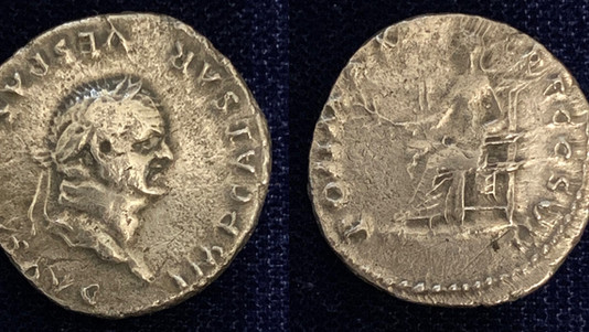 A difficult denarius to track down
