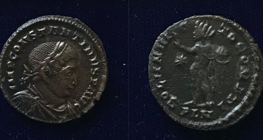Constantine the Great Follis  (312-313 CE)