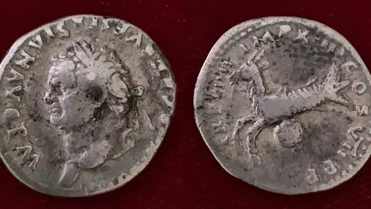 Titus AR Denarius