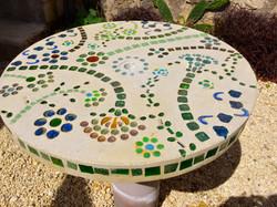 Trio of Garden Tables