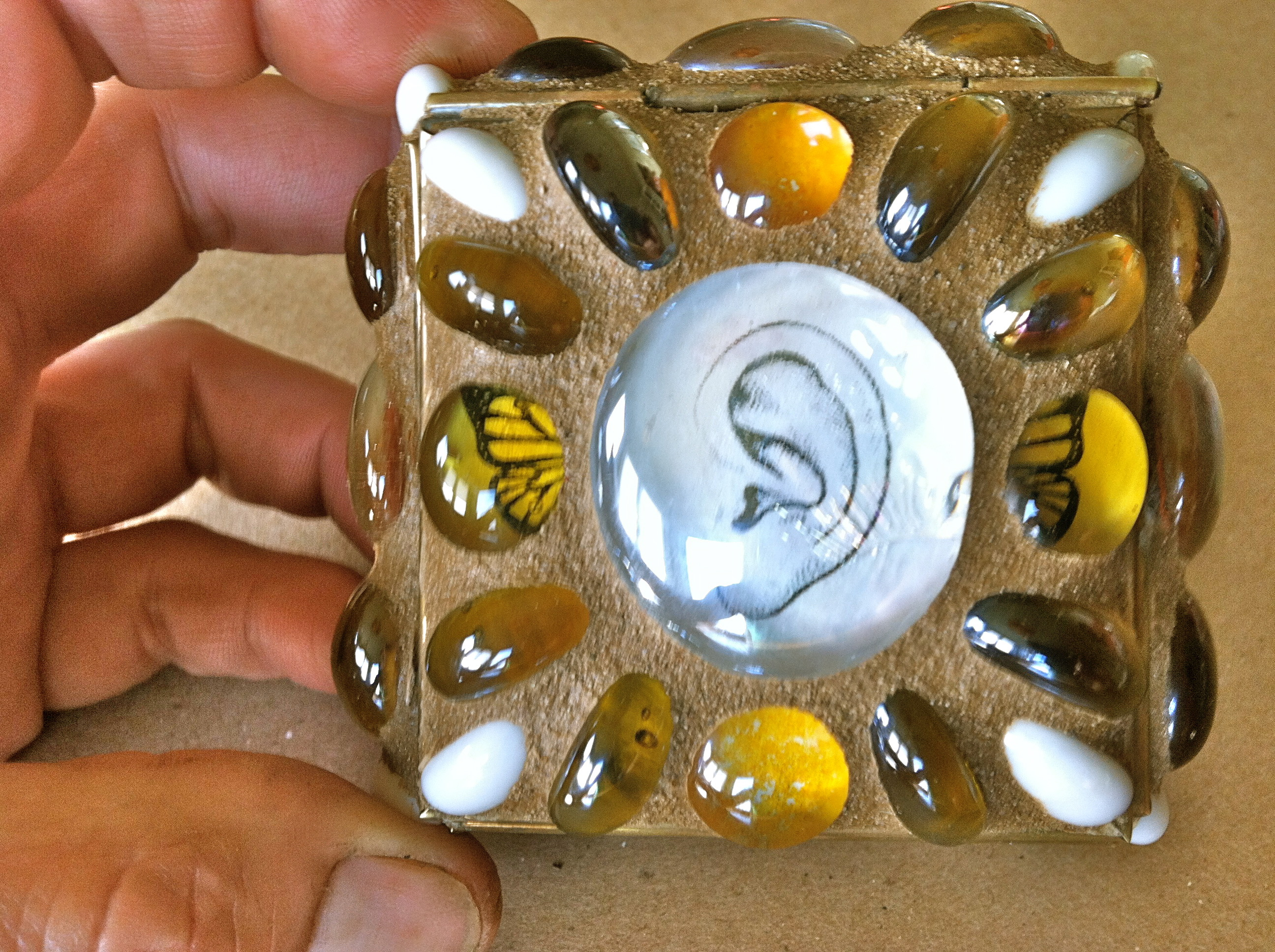 Hearing Aid Box