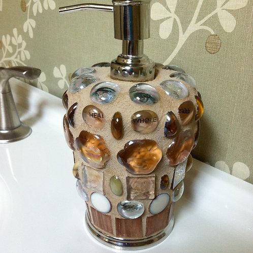 Eyes Soap/Lotion Dispenser