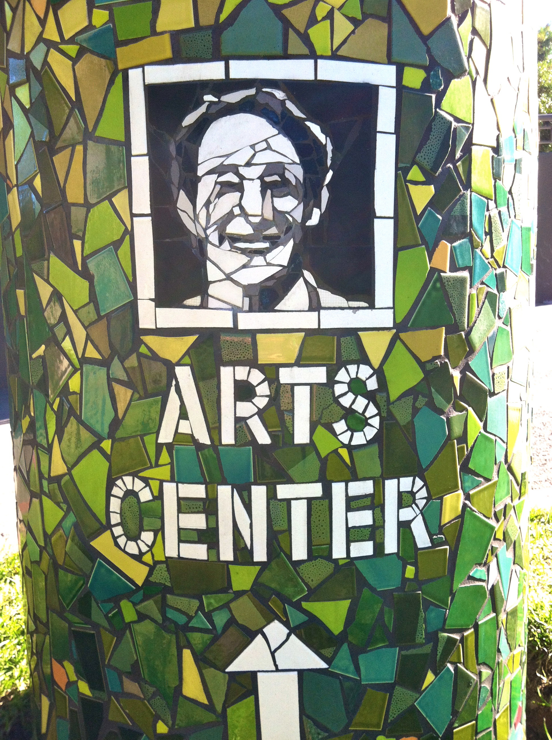 Portrait of Harvey Milk