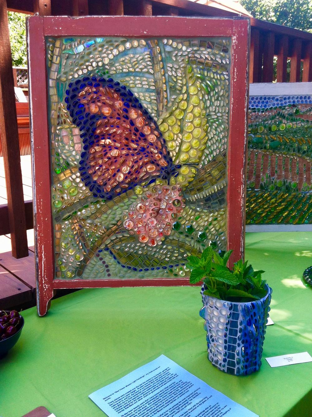 """Cassatt/Butterfly"" on display in Berkeley, CA"