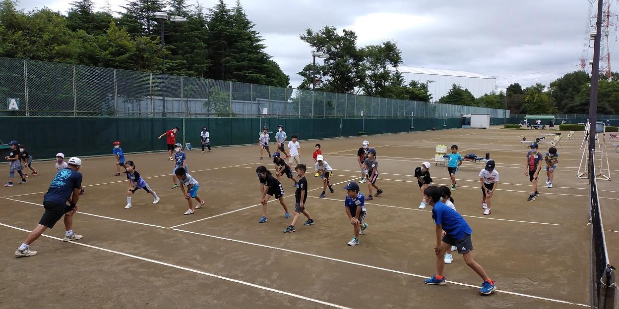 2020年度第2期ジュニアテニス教室