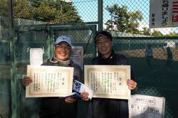 2020年度市民総合体育大会硬式テニス一般男子上級の部