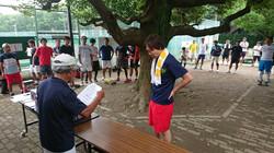 新座市テニス団体戦 男子の部