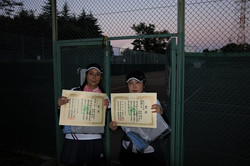 2020年度市民総合体育大会硬式テニス一般女子中級の部