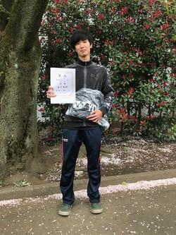 春季シングルス大会 一般男子上級