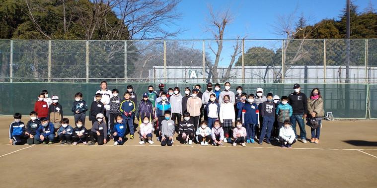 2020年度第3期ジュニアテニス教室