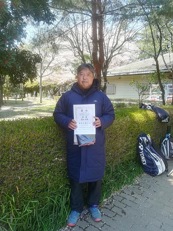 春季シングルス大会 男子OVER55