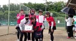 2021年度新座市テニス団体戦【女子の部】