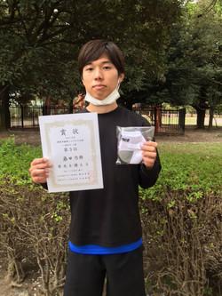 春季シングルス大会一般男子上級