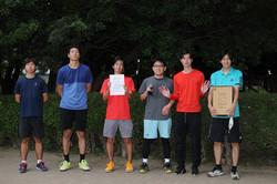 2021年度新座市テニス団体戦【男子の部】