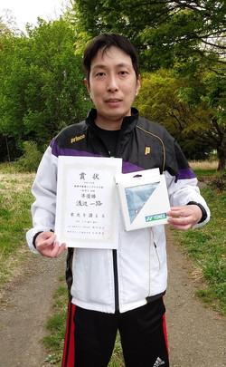 春季シングルス大会一般男子初級
