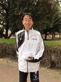 春季シングルス大会一般男子中級