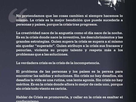La Crisis Desconocida