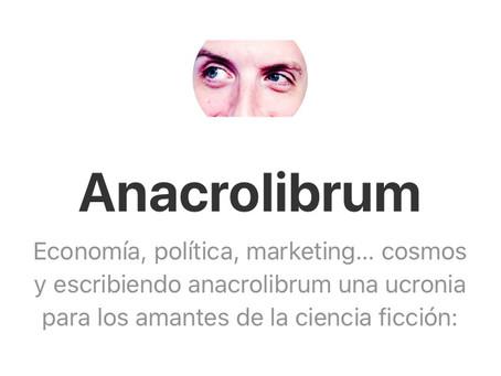 Primera Píldora Colaborativa Sinergia Plus y Anacrolibrum