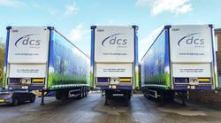 Vehicle Graphics Fleet Lorry Curtain