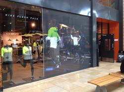 Nike Window