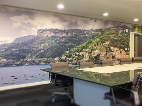 Office Wall Transformations
