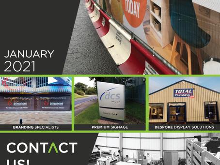 Monthly Showcase | January 2021