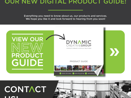 Check out our new Product Guide!
