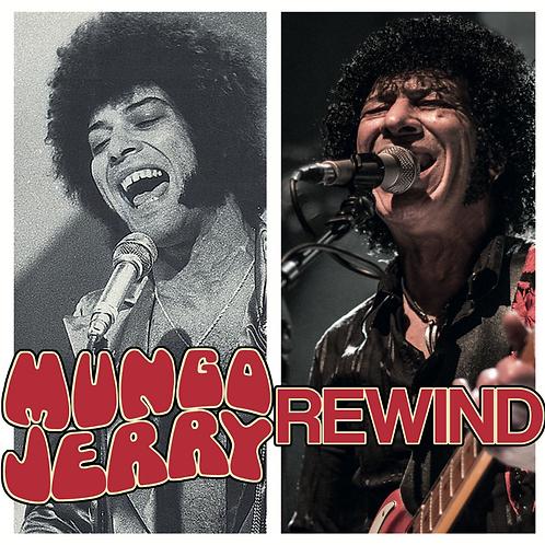 Mungo Jerry Rewind (Double CD)