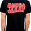 Thumbnail: Mungo Jerry T-Shirt Black (Women)