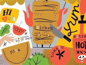 Food Stories: the history of Shawarma