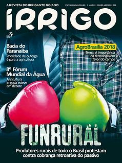 REVISTA IRRIGO - Dinheiro de volta