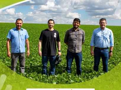 A Completta realiza validação de produto que potencializa a absorção de nutrientes pelas culturas