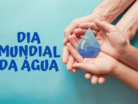 Dia Mundial da Água: Confira a importância do recurso hídrico para a irrigação