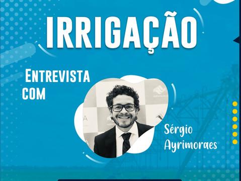 Entrevista: Especialista da ANA fala sobre irrigação