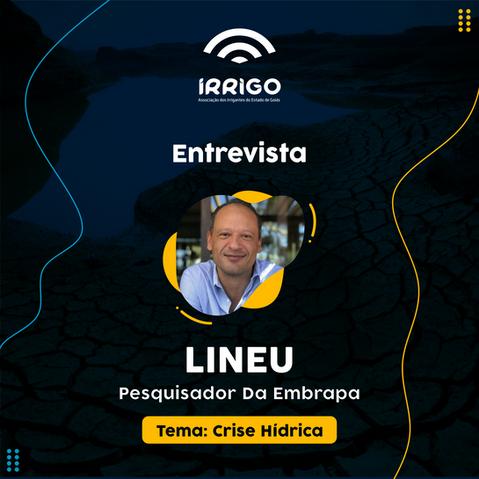 ENTREVISTA: Pesquisador da Embrapa fala sobre crise hídrica