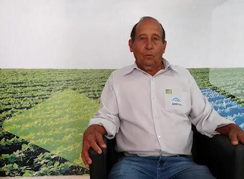 Presidente da IRRIGO agradece a defesa e o bom uso da água por parte dos associados