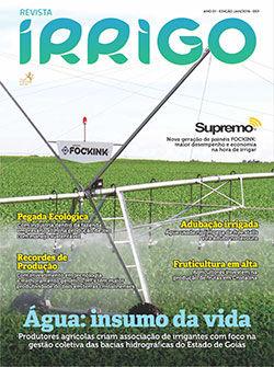 REVISTA IRRIGO - Água: insumo da vida