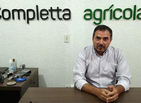 Técnico da IRRIGO explica a relação entre água e alimento na vida do produtor rural