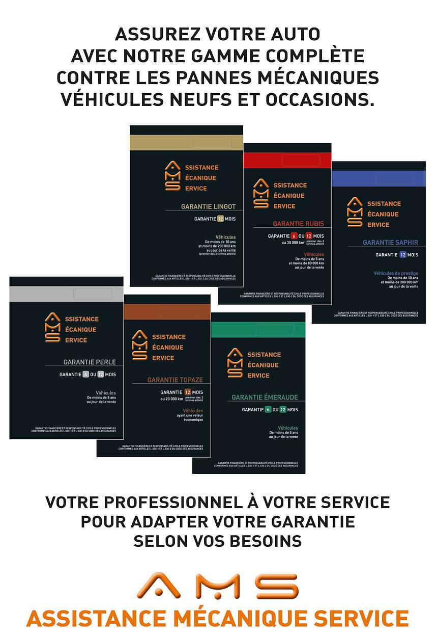 garantie-l'agence automobile