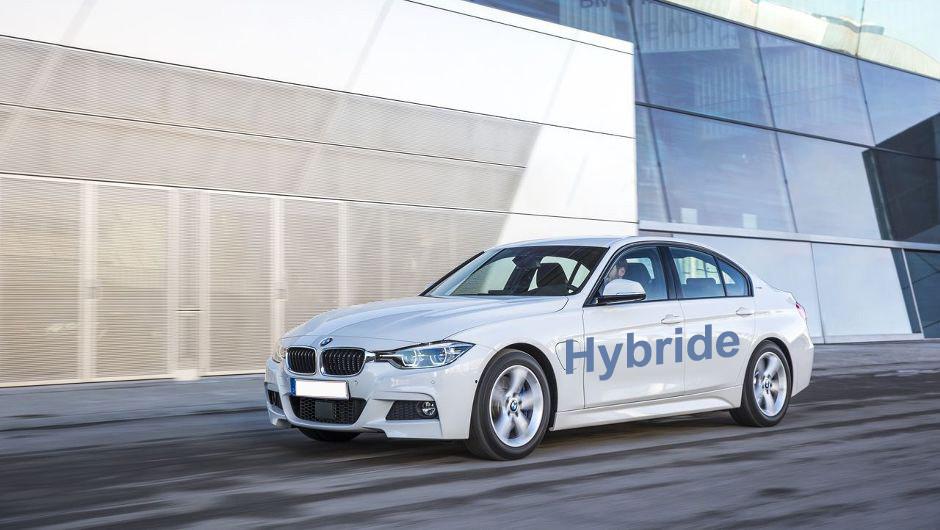BMW 330E hybride