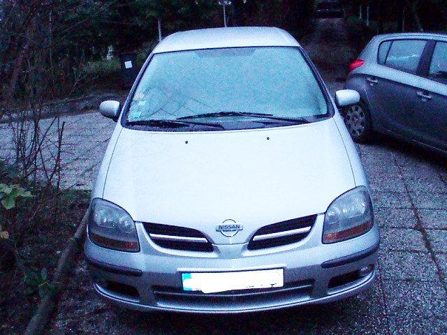 NISSAN ALMERA TINO 1.8 LUXE   212 400 km - 2001