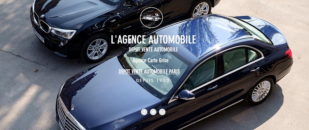 l'agence automobile depuis 1993