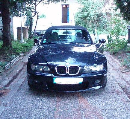 BMW Z3 ROADSTER 2.8   172 850 km - 1998