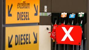 Fin du diesel à Paris en 2020, les conséquences...