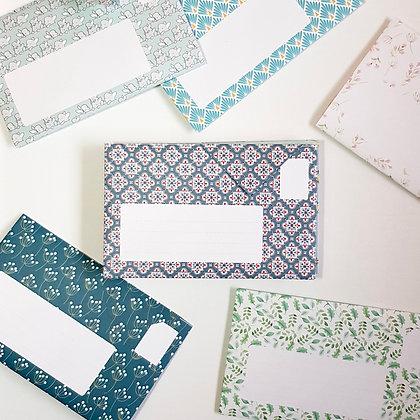 Lettre enveloppe origami