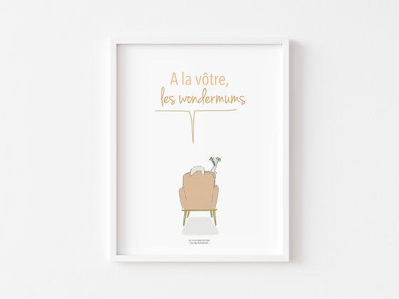 Affiche Wondermums!