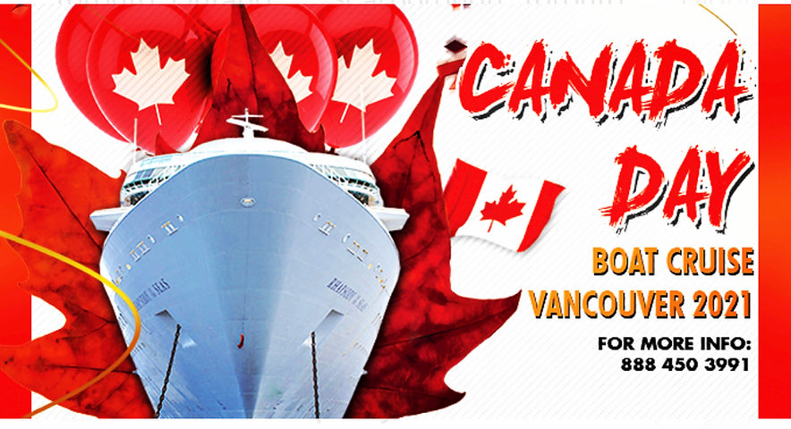 Canada Day Boat Cruise Vancouver 2021 Th