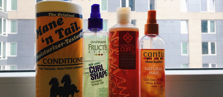 Best Curly Hair Products under $10