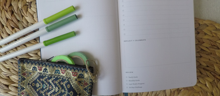 Why I ditched my bullet journal for an Ink + Volt Planner