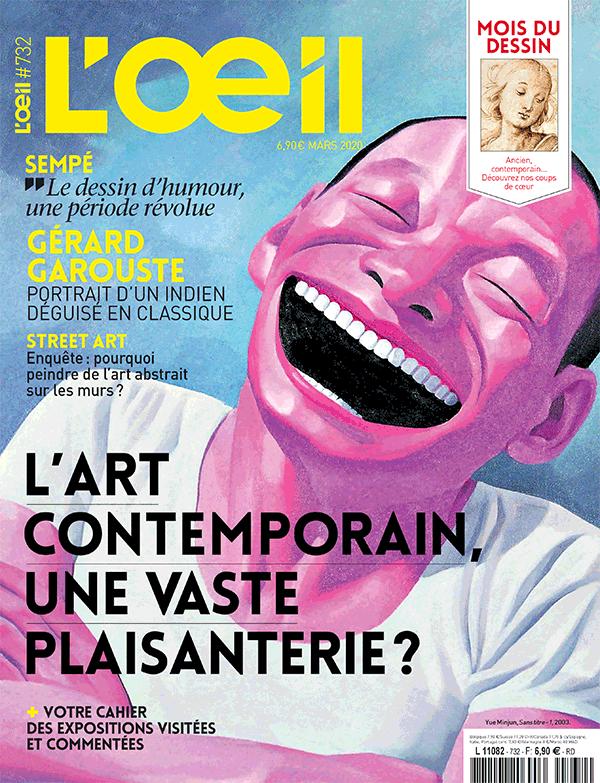Nadège MOUYSSINAT - L'Oeil Art Magazin